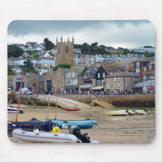 St Ives Cornwall England Mouse Pad