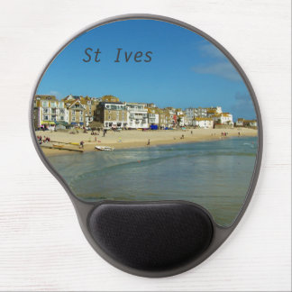St Ives Cornwall England Photo Gel Mouse Pad