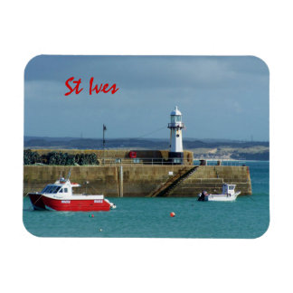 St Ives Cornwall England Photo Magnet