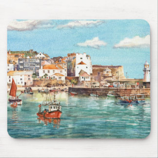 St. Ives, Cornwall Mouse Pad