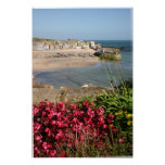 st ives harbour poster