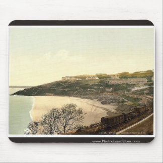 St. Ives, Porthminster Beach, Cornwall, England cl Mouse Pad