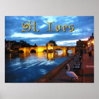 St Ives Print