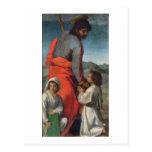 St. Jacob, c.1524-29 (aceite en lona) Tarjetas Postales