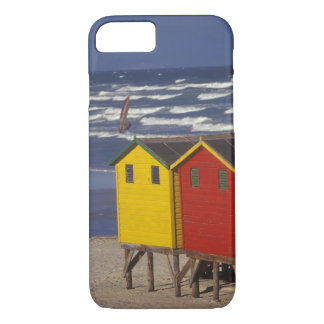 St. James Bay Bathing Boxes, near Capetown, 3 iPhone 8/7 Case