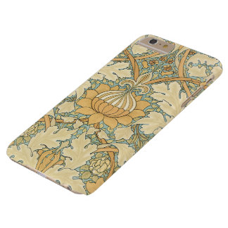 St. James by William Morris, Vintage Victorian Art Barely There iPhone 6 Plus Case