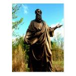 St James Catholic Church Statue Postcards