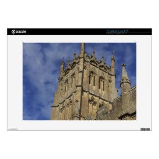 St. James Church Tower, Chipping Camden Laptop Decal