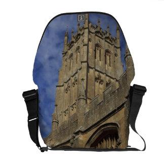 St. James Church Tower, Chipping Camden Messenger Bag