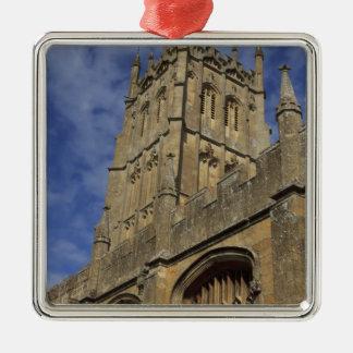 St. James Church Tower, Chipping Camden Metal Ornament