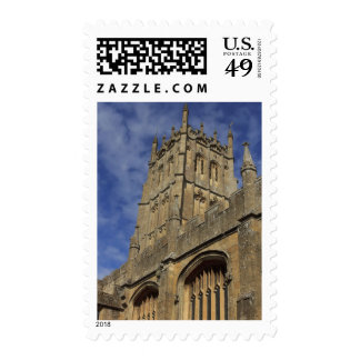 St. James Church Tower, Chipping Camden Postage
