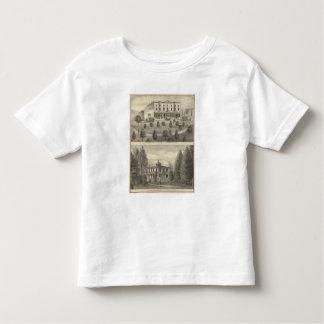 St James Hotel, residence Toddler T-shirt