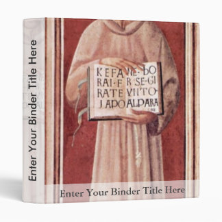 St. James Of Todi By Uccello Paolo (Best Quality) Binder