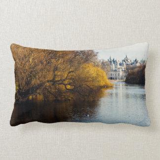 St James' Park Horse Guards Parade, London. Pillows