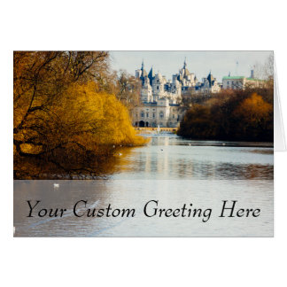St James' Park, London, UK Photograph Greeting Card