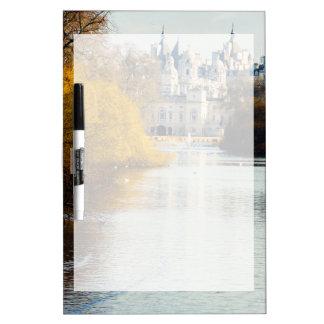 St James' Park, London, UK Photograph Dry-Erase Boards