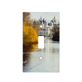 St James' Park, London, UK Photograph Light Switch Covers