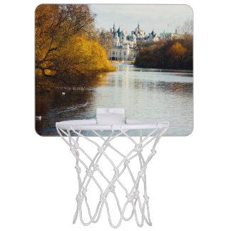 St James' Park, London, UK Photograph Mini Basketball Hoops