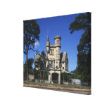 St James, Port of Spain, Trinidad, Caribbean Stretched Canvas Print