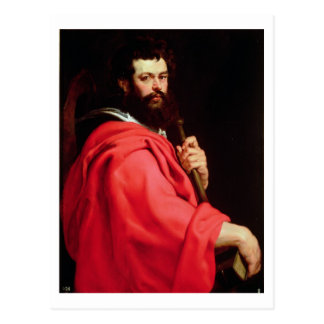 St. James the Apostle, c.1612-13 (oil on panel) Postcard