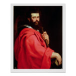 St. James the Apostle, c.1612-13 (oil on panel) Poster