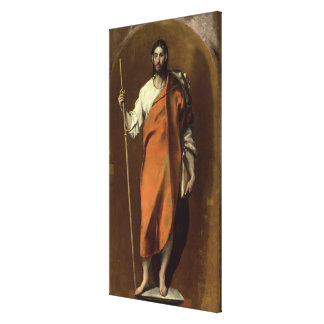 St.James the Greater Canvas Print