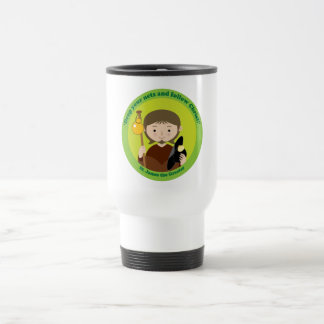 St. James the Greater Travel Mug