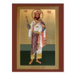 St. James the Persian Prayer Card Postcards