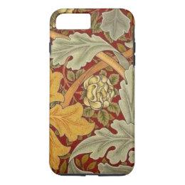 St James Wallpaper by William Morris iPhone 8 Plus/7 Plus Case