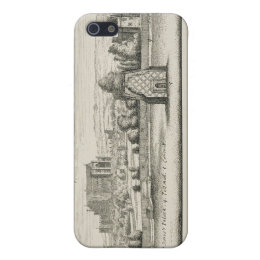 St. James's Palace and part of the City of Westmin iPhone SE/5/5s Cover