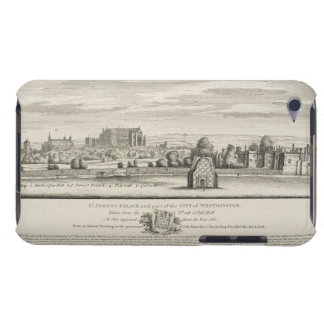 St. James's Palace and part of the City of Westmin iPod Touch Case-Mate Case