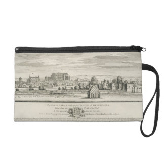 St. James's Palace and part of the City of Westmin Wristlet Purse