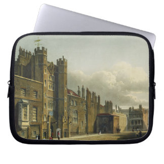 St. James's Palace, from 'The History of the Royal Laptop Sleeve