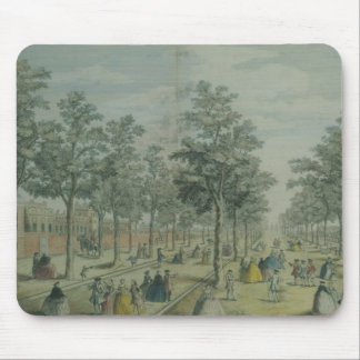St. James's Park taken near the Stable Yard, 1750 Mouse Pad