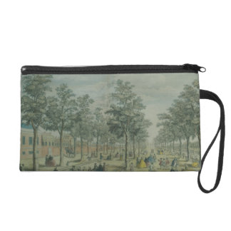 St. James's Park taken near the Stable Yard, 1750 Wristlet Purse