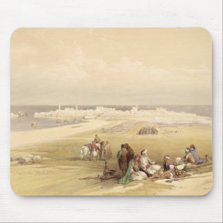 St. Jean d'Acre, April 24th 1839, plate 65 from Vo Mouse Pad