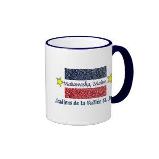 St. Jean de Madawaska Maine Acadien Valee Taza De Café