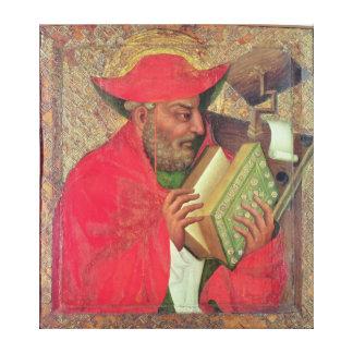 St. Jerome 2 Stretched Canvas Prints