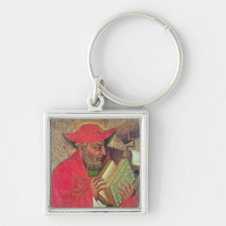 St. Jerome 2 Keychain