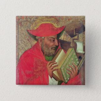 St. Jerome 2 Pinback Button