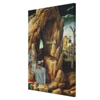 St. Jerome 3 Canvas Print