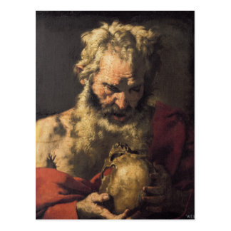 St. Jerome 3 Postcard