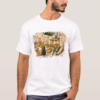 St. Jerome and Lion in the Monastery, 1501-09 T-Shirt