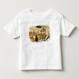 St. Jerome and Lion in the Monastery, 1501-09 Toddler T-shirt