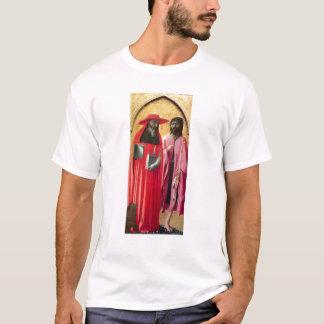 St. Jerome and St. John the Baptist, c.1428-29 T-Shirt