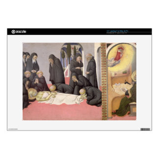 "St. Jerome appearing to St. Cyril of Jerusalem, 14 Skin For 15"" Laptop"