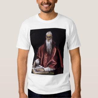 St Jerome as a Scholar T-Shirt