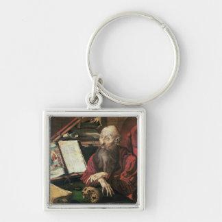 St. Jerome, c.1540-50 Keychain