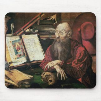 St. Jerome, c.1540-50 Mouse Pad