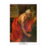 St Jerome de Dyck Anthonis Van Postal